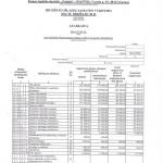 Biudzeto islaidu samatos vykdymo ataskaita (Biudzetas) 001