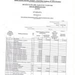Biudzeto islaidu samatos vykdymo ataskaita (Spec.lesos) 001